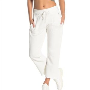 Free People Movement Reyes Slim Sweatpants M NEW
